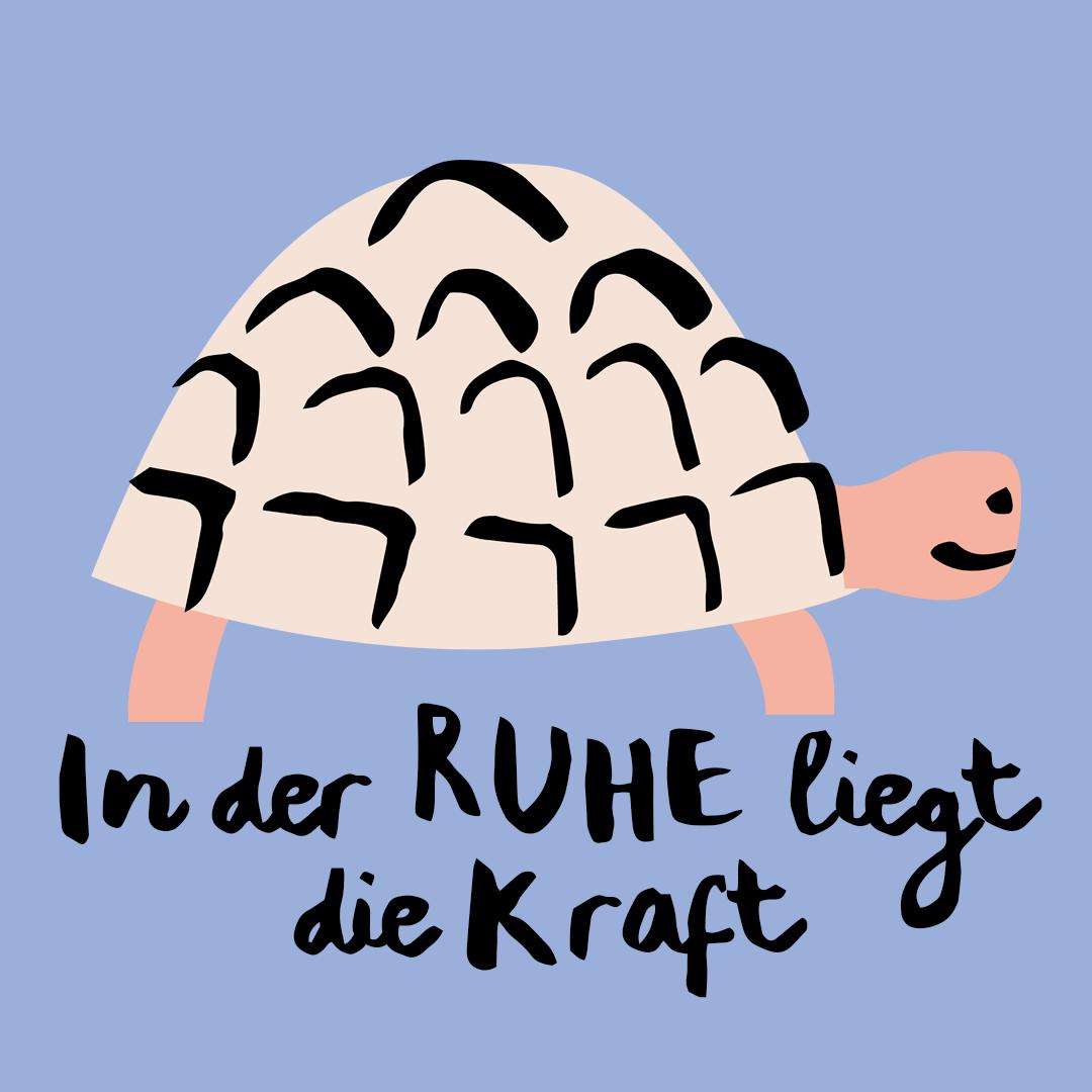 lisajasminbauer-illustration-tierischgut-inderruheliegtdiekraft